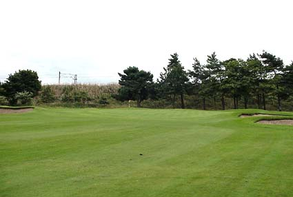 Musselburgh golf course
